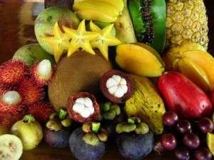 Экзотические фрукты - полезные свойства