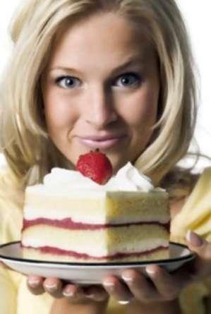 Полезное питание на сладостях