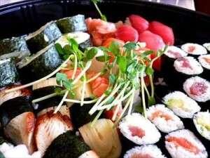 Суши для пользы тела