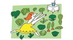 Разговор вегетарианца с диетологом